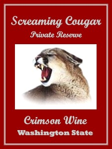 Screaming Cougar